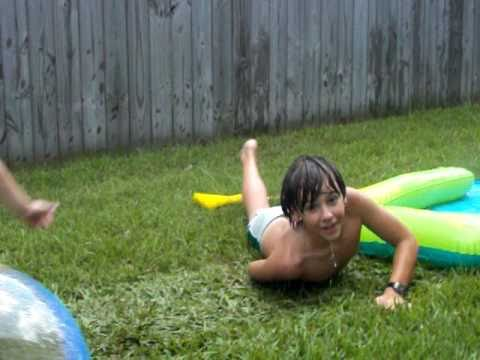 Boys on Slip & Slide 2