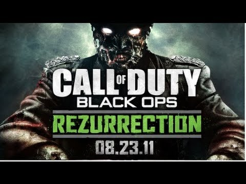 Black Ops: \'Rezurrection\' Zombies Map Pack - New Leaked Information ...