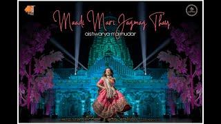 Maadi Mari Zagmag Thay ✨ | Aishwarya Majmudar | Gujarat Tourism