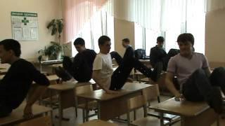 Один день из жизни выпускников 12 школы
