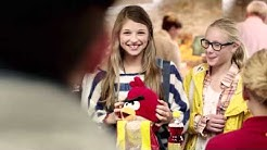 Angry Birds Treueaktion bei BILLA
