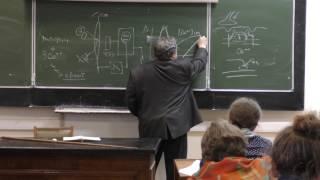 Физиология человека и животных. Профессор Каменский Андрей Александрович (Лекция 6)