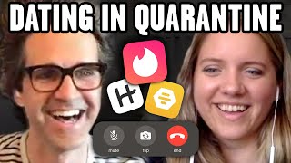 Reacting To Dating in Quarantine