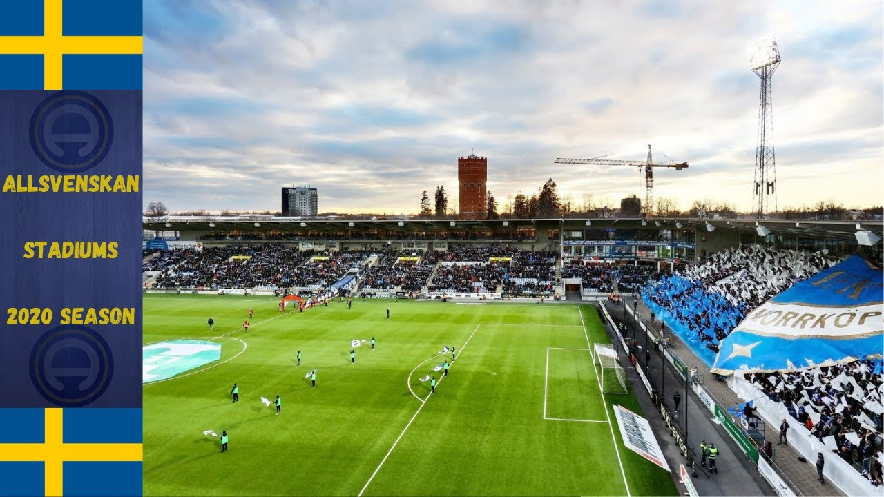 Allsvenskan Stadiums 2020 Youtube