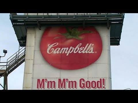 Campbell Soup to close 87-year-old Toronto factory