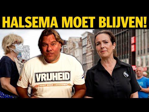 HALSEMA MOET BLIJVEN! - DE JENSEN SHOW #176