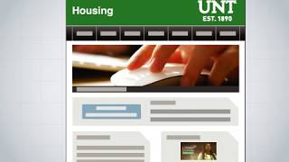 Link to Housing Application How-To video