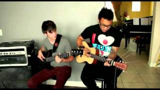 (HQ) A Thousand Years (Cover) - AJ Rafael & Noah Bartfield Free MP3 Download