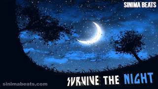 SURVIVE THE NIGHT Instrumental (Dark and Sad East Coast Beat) Sinima Beats
