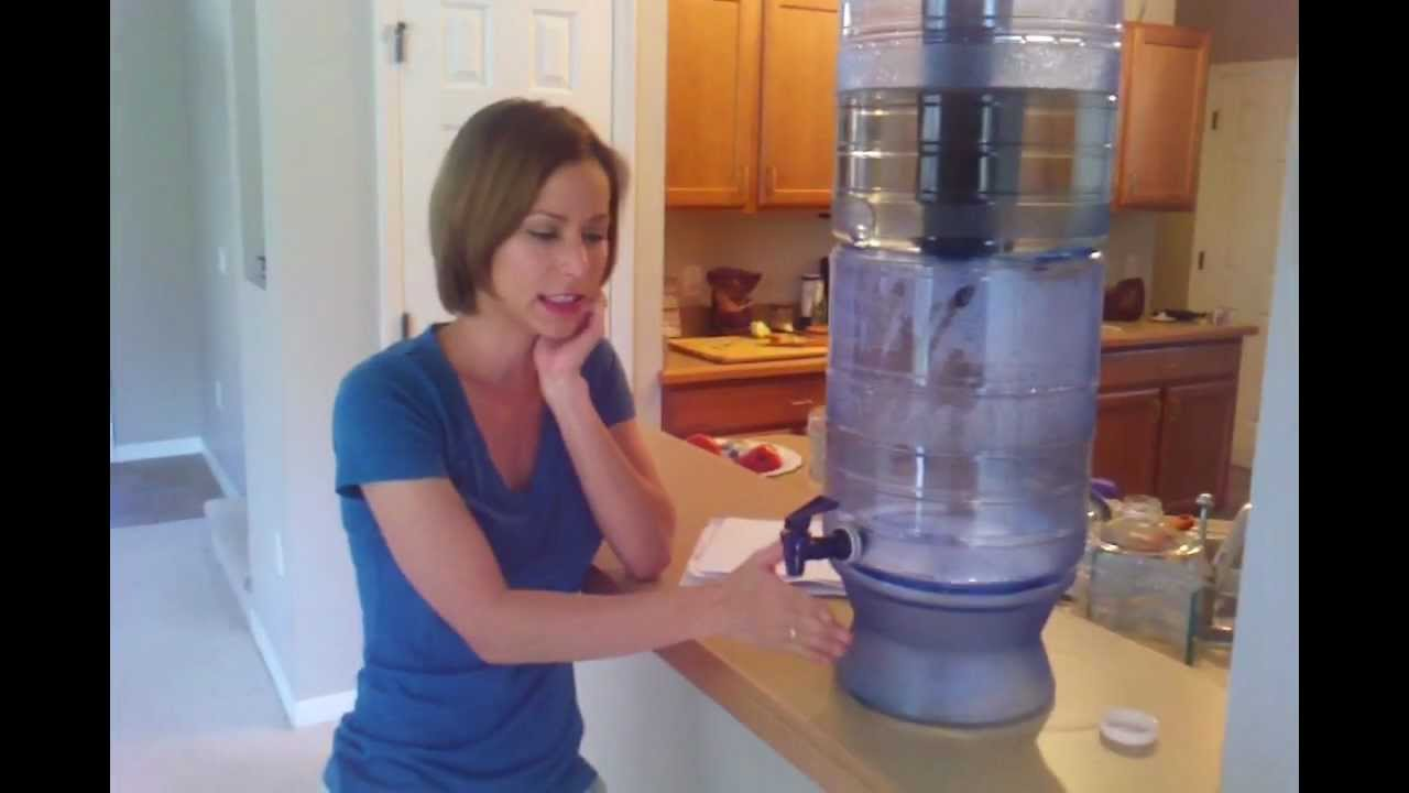 Berkey Light Water Purifier Unboxing and Review YouTube