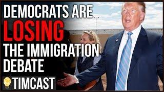 Democrats Are Losing The Immigration Debate As Trump Escalates Deportations
