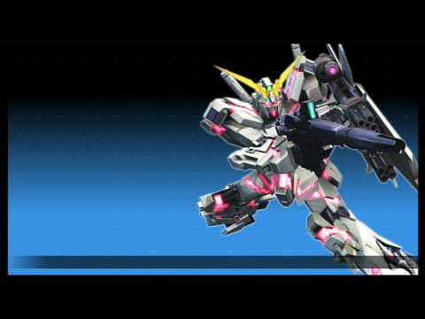 【EXVSFB】ユニコーンガンダム(NT-D)有力コンボ集【デスコン魅せコン】