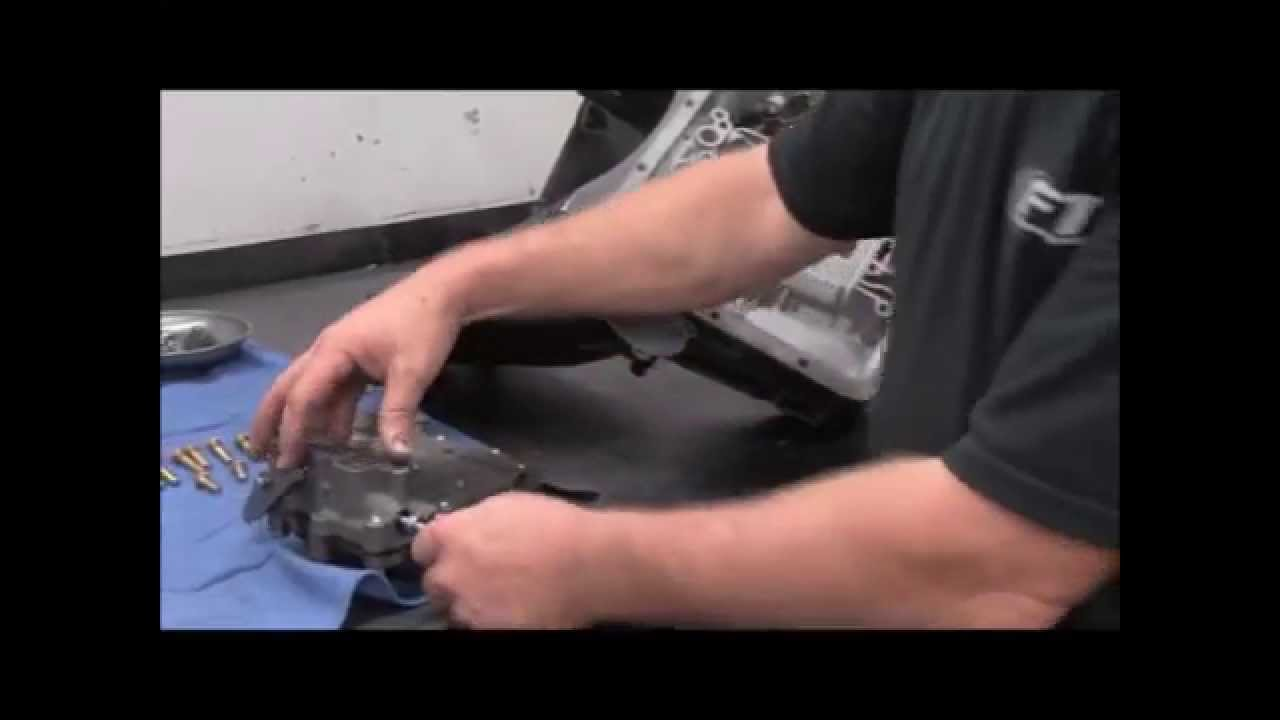 hight resolution of fti valve body installation how to