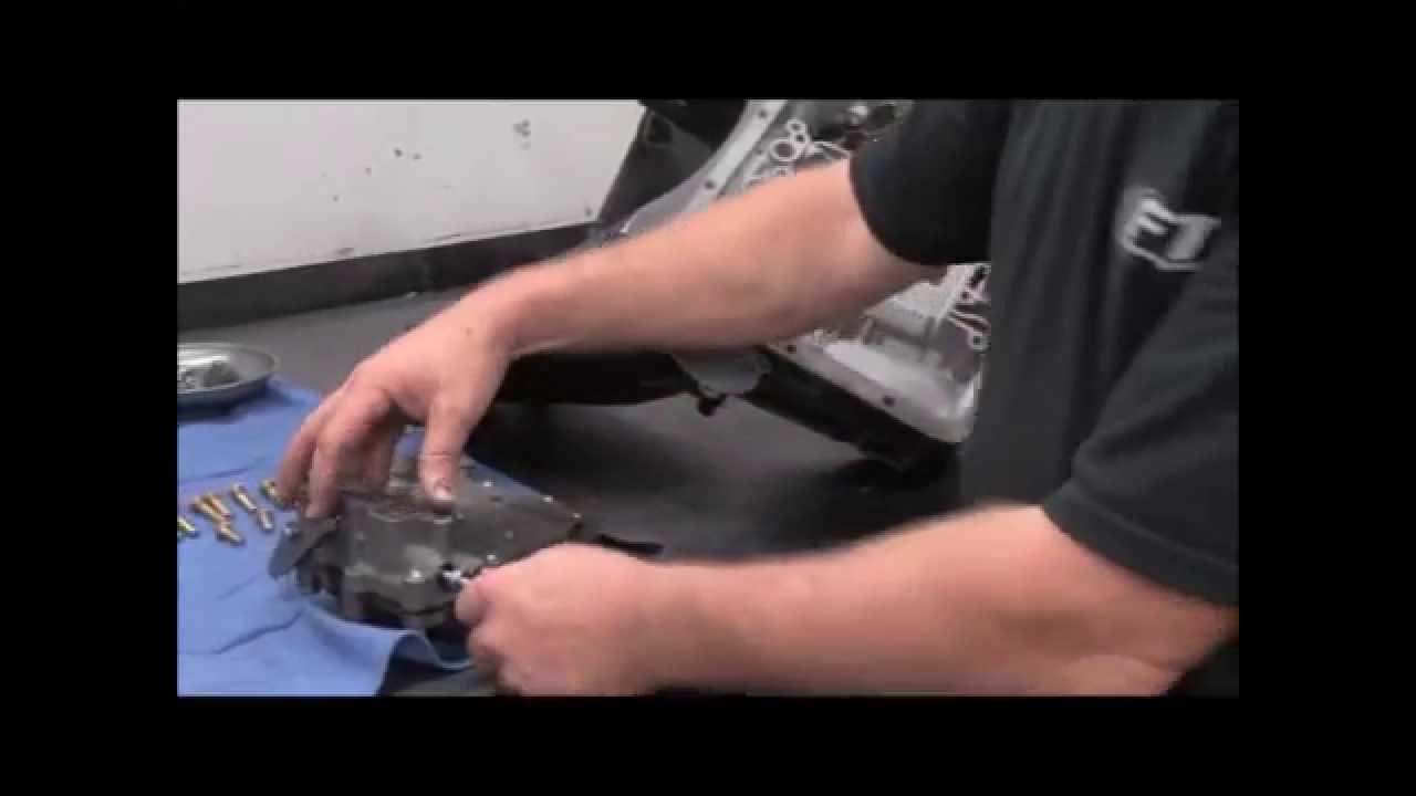 fti valve body installation \