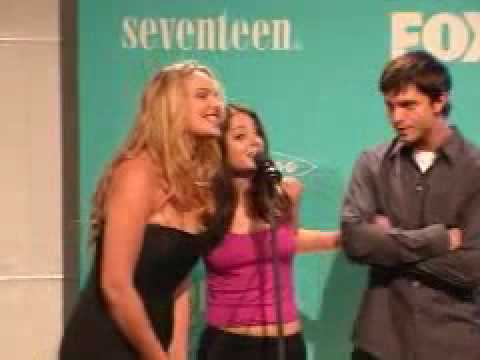 Roswell Cast At The Teen Choice Awards 2000