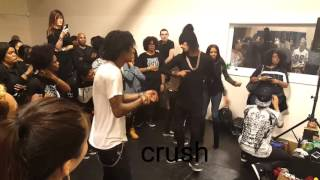 Les Twins SF After Party - Runaway Love