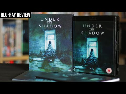 UNDER THE SHADOW (2016) Limited Edition Blu-Ray Review (Second Sight Films) // The Movie Vault