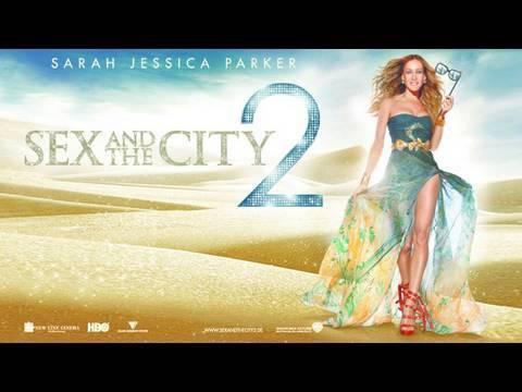 Trailer do filme Sex and the City 2