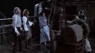 Tom Baker scenes as Sea Captain In Frankenstein 1973