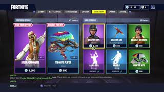 *NEW* DAILY ITEM SHOP TODAY! | HIPPIE SKINS! | FORTNITE BATTLE ROYALE (1/9/2018)