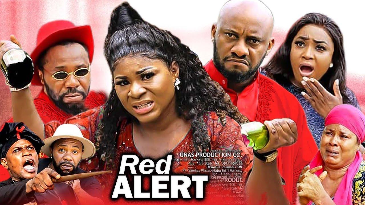 Download RED ALERT Complete 1&2(New Movie) DESTINY ETIKO YUL EDOCHIE LIZZYGOLD 2021 LATEST NIGERIAN MOVIE