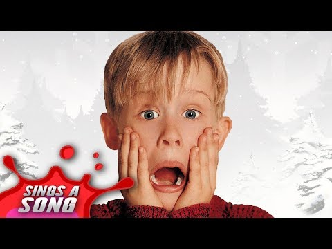 Home Alone Song (By Kevin McCallister - Christmas Parody)