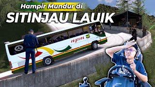 Download lagu MENOLAK PUNAH !!! Bus Tua NPM ini NGOS-NGOSAN di Sitinjau Lauik Hampir Mundur