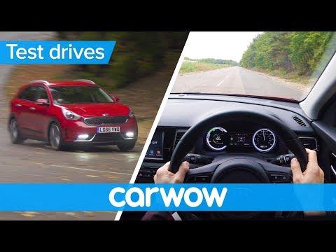 Kia Niro 2018 Hybrid POV review | Test Drives