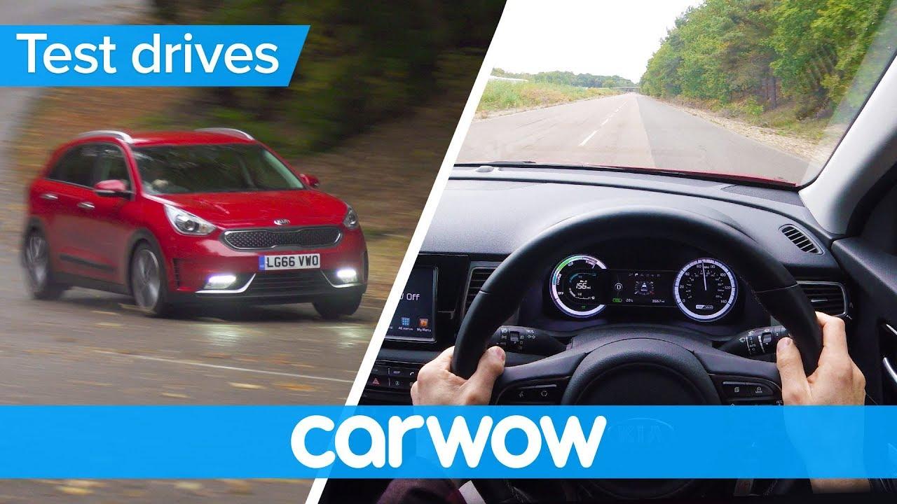 Kia Niro 2018 Hybrid POV review | Test Drives - Dauer: 4 Minuten, 10 Sekunden