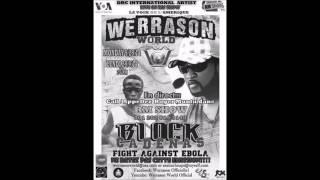 Werrason block cadenas