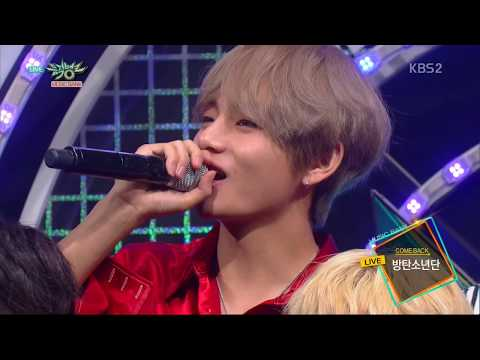 [ENG] 170922 BTS (방탄소년단) Backstage Interview at Music Bank