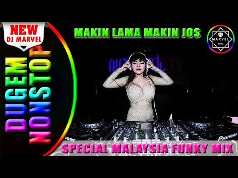 DUGEM NONSTOP 2018 SPECIAL MALAYSIA FUNKY MIX Vol 3 (((( MANTAP JIWA ))))
