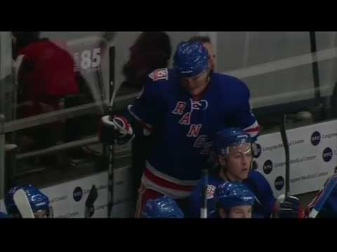 NHL: Marian Gaborik Injured Against Maple Leafs