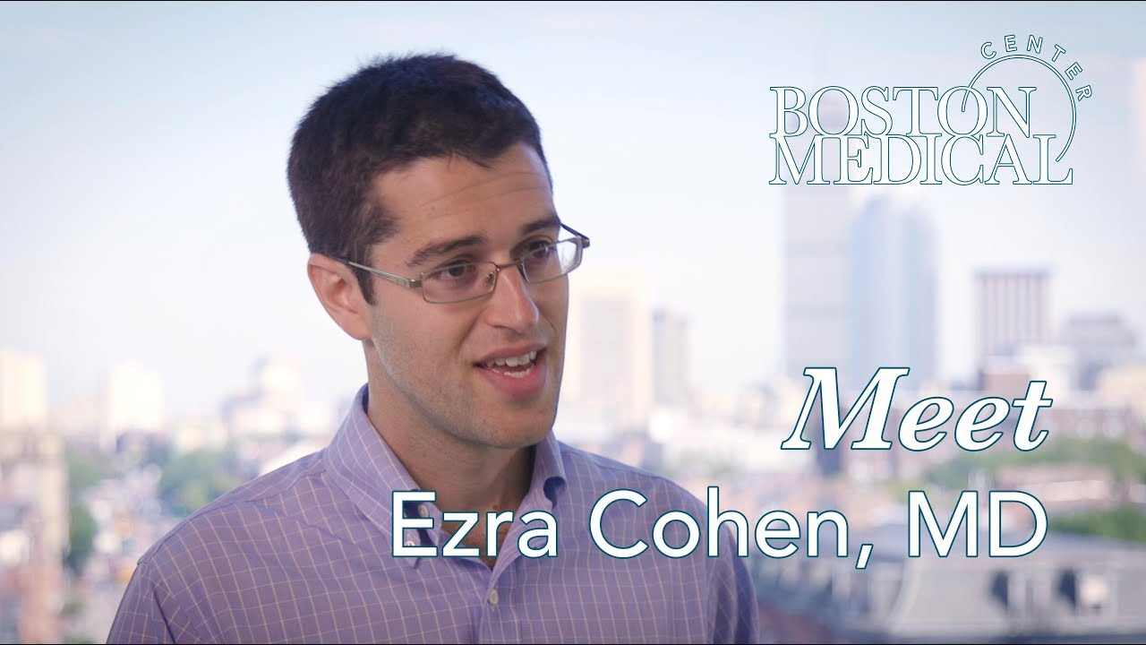 Ezra M Cohen, MD | Pediatrics - Primary Care | Boston Medical Center