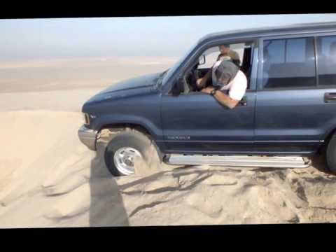4x4=10 Trip to Qatar's Inland Sea 3of3