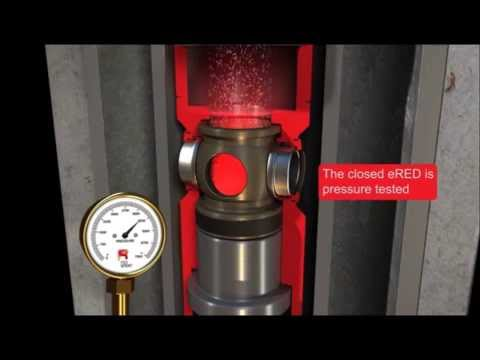 Halliburton's eRED® Ball Valve Remote Open Close Technology