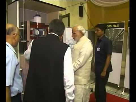 PM Narendra Modi inaugurates the 240 MW Uri-II hydroelectric power project