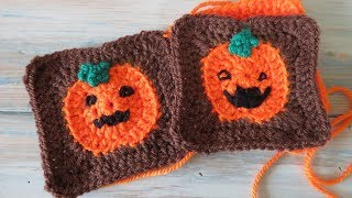 It's that spooky time of year again, so today I thought I would show you how to crochet my Pumpkin Granny Square. A yarn scrap Friday video on a Monday...