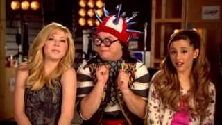 Sam & Cat: Gotta Spot It Saturday #Lumpatious Promo on Nick