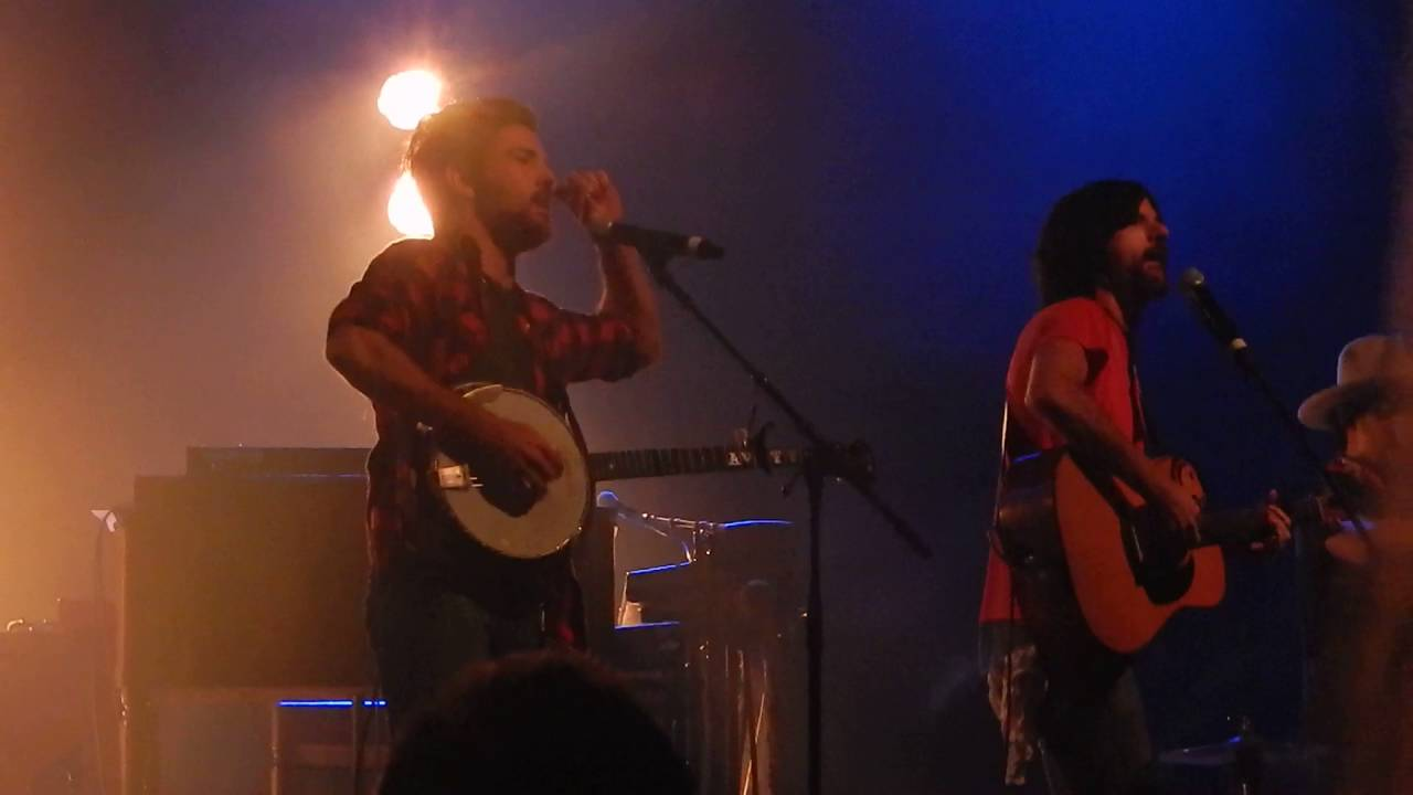 The Avett Brothers   Laundry Room Live @ Landers Center Southaven, MS  10 6 16 Part 15