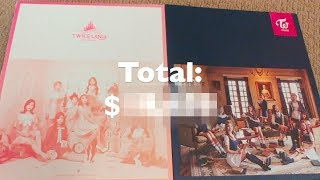 How Much My TWICE Photocard Collection Is Worth