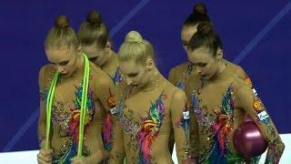 Художественная гимнастика (RUS) World Cup Pesaro 2017
