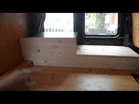 citroen jumpy camper 2 part youtube. Black Bedroom Furniture Sets. Home Design Ideas
