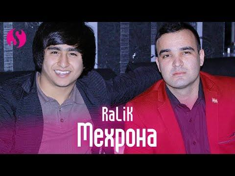 RaLiK - Мехронa (Клипхои Точики 2019)