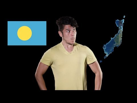 Geography Now! PALAU