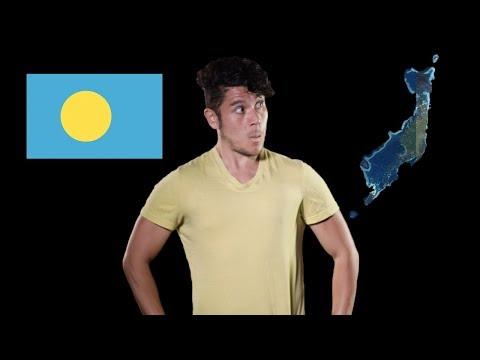 Geography Now! PALAU