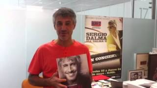 """Sergio Dalma os presenta su biografía """"Los tesoros de Sergio Dalma"""""""