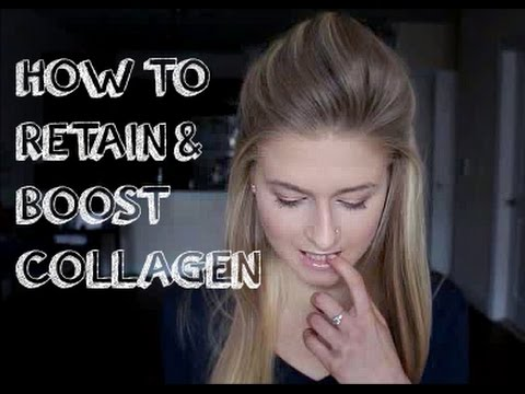 How to Naturally Boost & Rebuild SKIN COLLAGEN.