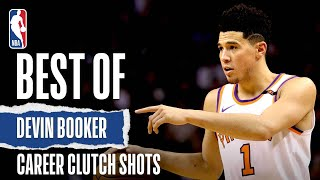 Best Of Devin Booker | Career Clutch Shots