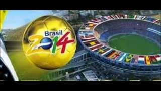 Brazil 2014 Fifa World Cup (Stadiums and song)